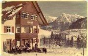 Das Alpenhotel Oberstdorf - 1940