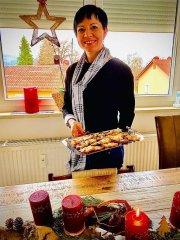 Sandra Kühne, Direktorin im Alpenhotel Oberstdorf
