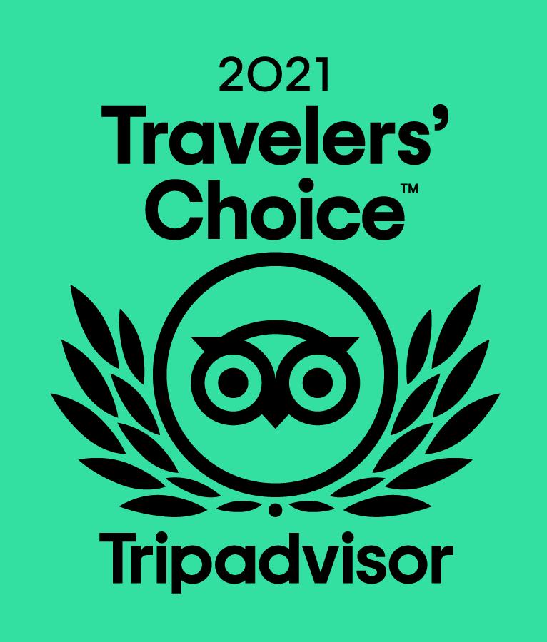 Wir freuen uns über die höchste Auszeichnung von TripAdvisor
